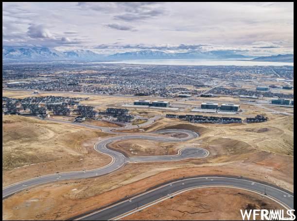 1336 W Summer View Dr #205, Lehi, UT 84043 (#1753115) :: Powder Mountain Realty