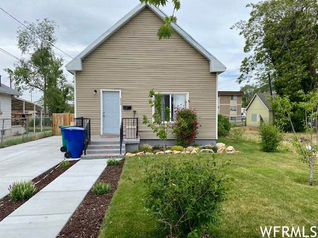 226 29TH St, Ogden, UT 84401 (#1753205) :: UVO Group | Realty One Group Signature