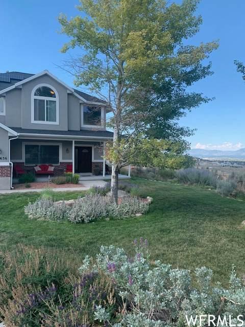 14636 S Rose Canyon Rd W, Herriman, UT 84096 (#1753223) :: Powder Mountain Realty