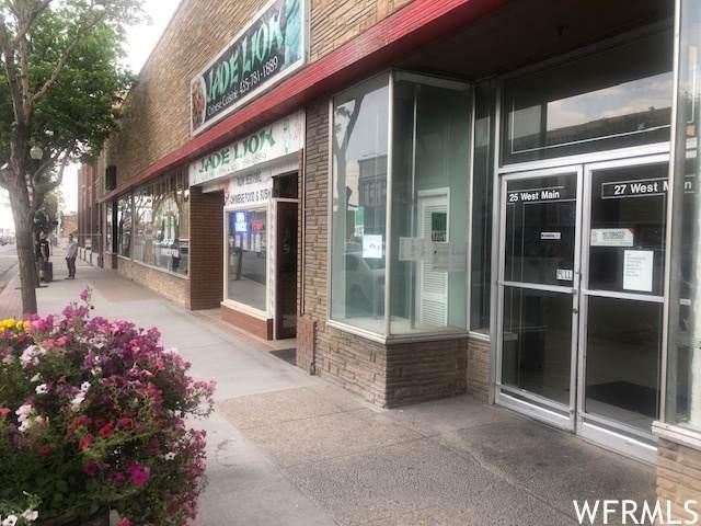 25 W Main St, Vernal, UT 84078 (#1754733) :: Exit Realty Success