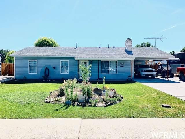 593 S Birch Circle, Salina, UT 84654 (#1754784) :: Utah Dream Properties