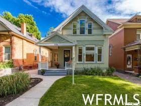974 E 1ST AVENUE Ave, Salt Lake City, UT 84103 (MLS #1756087) :: Lookout Real Estate Group