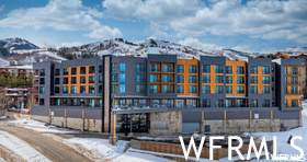 2570 Canyons Resort Dr W #309, Park City, UT 84098 (MLS #1756313) :: High Country Properties