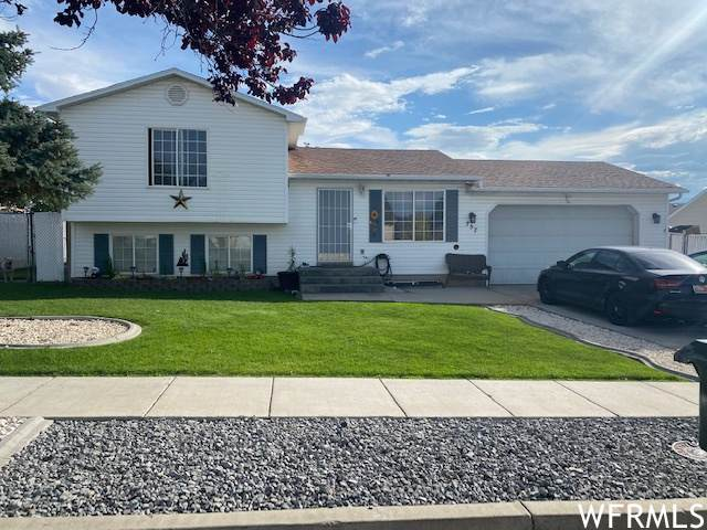 757 W 2 O'CLOCK Dr, Tooele, UT 84074 (#1756426) :: Colemere Realty Associates