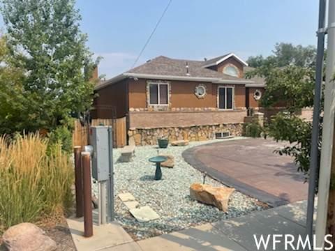 9501 S Temple Dr W, South Jordan, UT 84095 (#1756754) :: Utah Real Estate