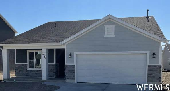 3347 S Boots Way, Syracuse, UT 84075 (#1756877) :: Red Sign Team