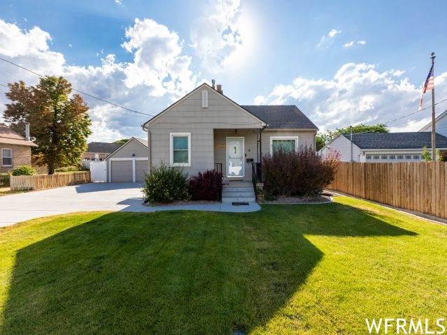 12802 S 1830 W, Riverton, UT 84065 (#1756965) :: Utah Real Estate