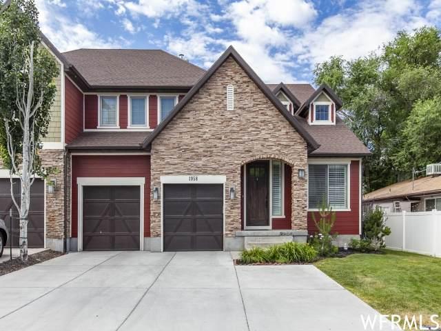 1958 E Nunley Cir, Holladay, UT 84121 (#1757248) :: Utah Real Estate