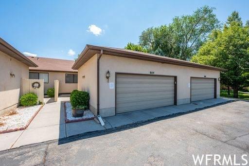804 E Golden Field Way, Sandy, UT 84094 (#1757409) :: Utah Real Estate
