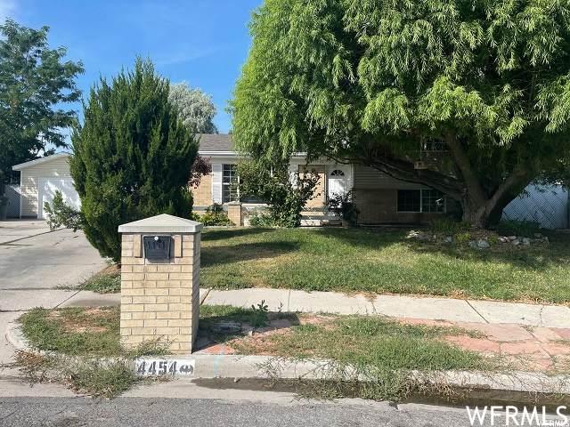 4454 Jills Pl, West Valley City, UT 84120 (#1757486) :: Utah Real Estate