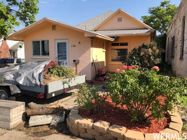 124 W Forest St, Brigham City, UT 84302 (#1757504) :: Powder Mountain Realty