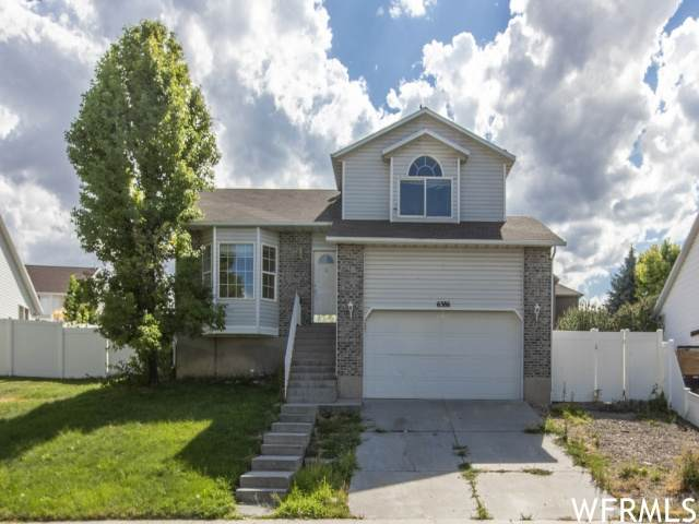 6386 S Blossom Valley Ln W, West Valley City, UT 84118 (#1757568) :: Exit Realty Success