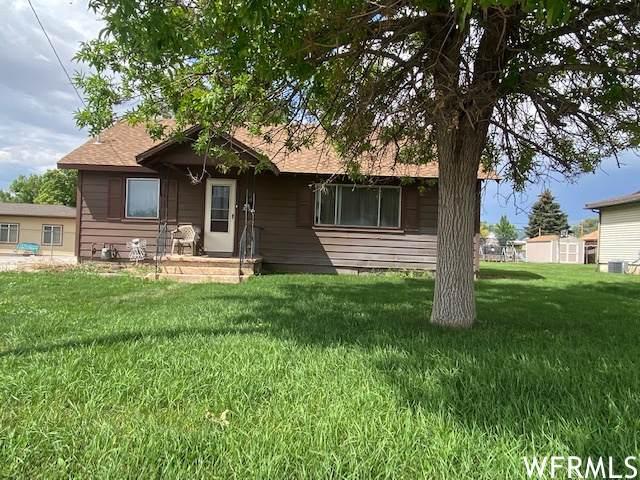 375 E Main St, Salina, UT 84654 (#1757862) :: Utah Dream Properties