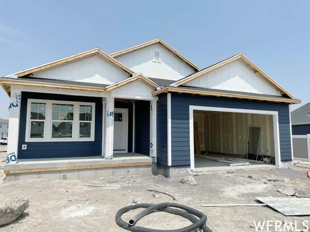 1739 E Magnolia Cir #403, Eagle Mountain, UT 84005 (#1757895) :: Berkshire Hathaway HomeServices Elite Real Estate