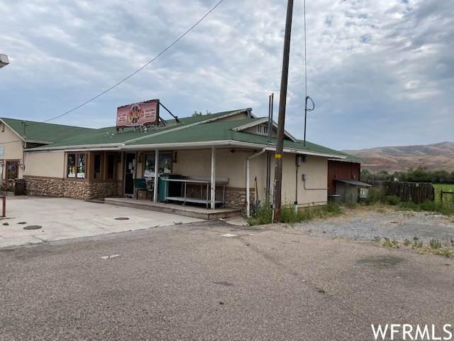510 N Main St N, Henefer, UT 84033 (#1758074) :: Livingstone Brokers