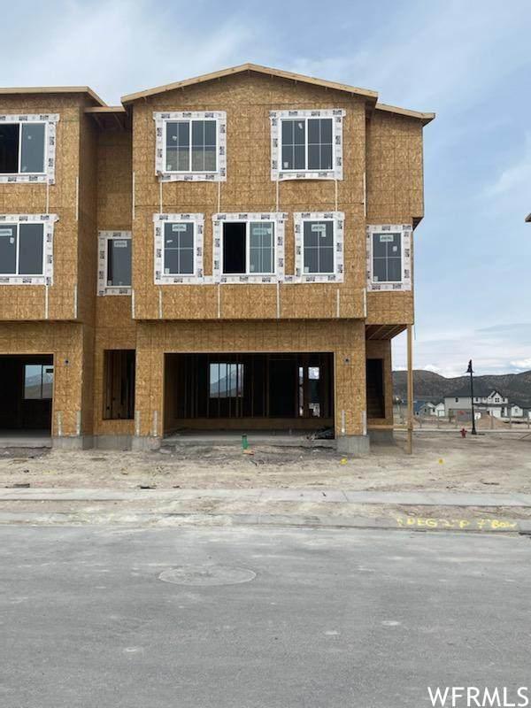 709 E Ryegrass Dr #201, Eagle Mountain, UT 84005 (MLS #1758567) :: Summit Sotheby's International Realty