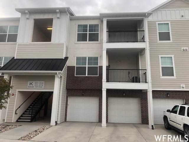 4308 W 1850 N K201, Lehi, UT 84043 (MLS #1759155) :: Lookout Real Estate Group