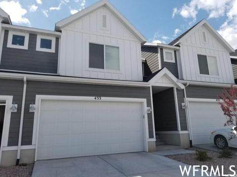 433 S Fox Chase Ln, Saratoga Springs, UT 84045 (#1759403) :: The Lance Group