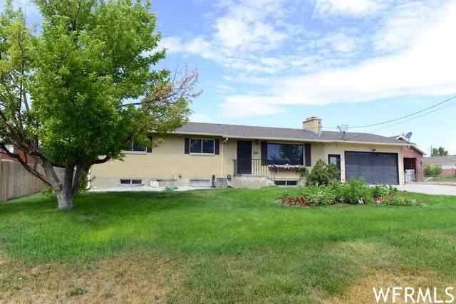 235 N 100 W, Gunnison, UT 84634 (#1760262) :: Berkshire Hathaway HomeServices Elite Real Estate