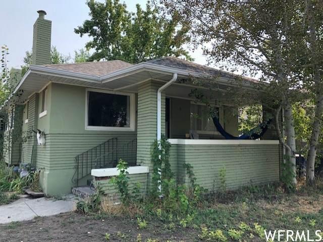 338 E Milton Ave S, Salt Lake City, UT 84115 (#1760387) :: goBE Realty