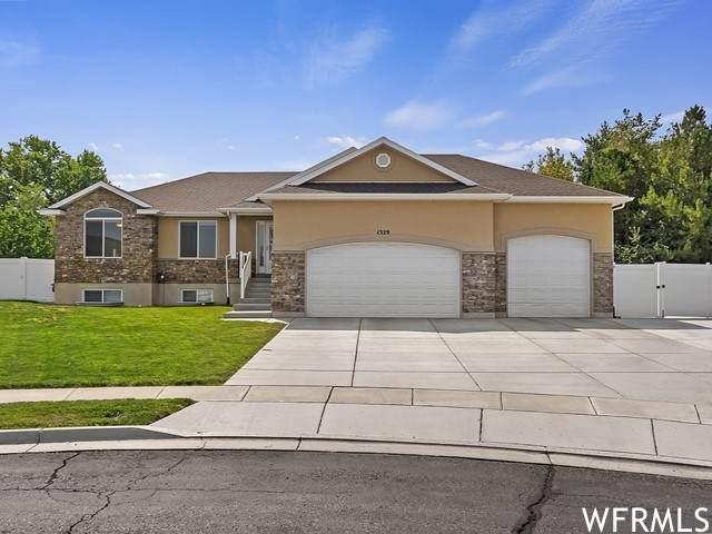 1329 W 1870 N, Clinton, UT 84015 (#1760393) :: Utah Dream Properties