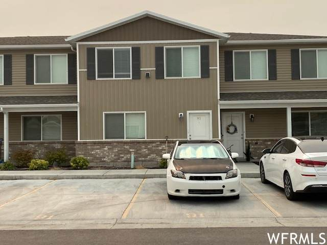 320 W 600 S #91, Tremonton, UT 84337 (#1761553) :: Berkshire Hathaway HomeServices Elite Real Estate