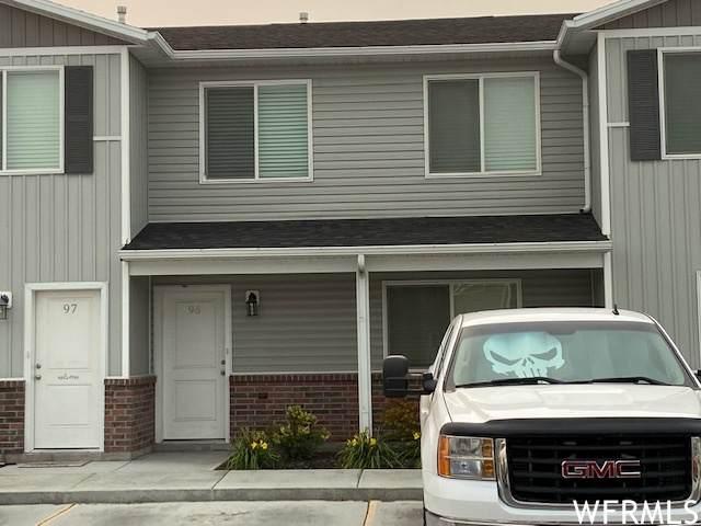 320 W 600 S #96, Tremonton, UT 84337 (#1761564) :: Berkshire Hathaway HomeServices Elite Real Estate