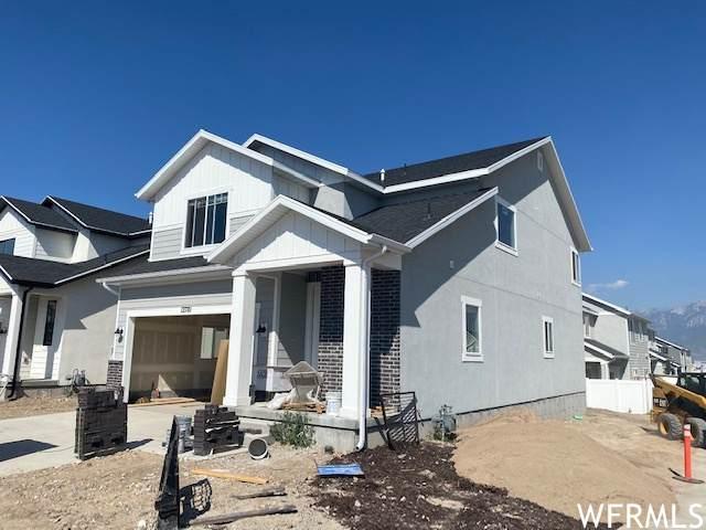 12781 S Quail Lake Dr W #131, Riverton, UT 84096 (#1762037) :: Berkshire Hathaway HomeServices Elite Real Estate