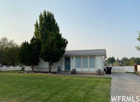 620 W Lagoon St, Roosevelt, UT 84066 (MLS #1762635) :: Lookout Real Estate Group