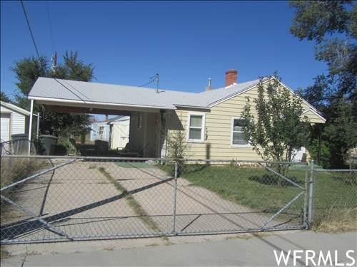 224 Wilkins St, East Carbon, UT 84520 (#1762688) :: Bustos Real Estate | Keller Williams Utah Realtors