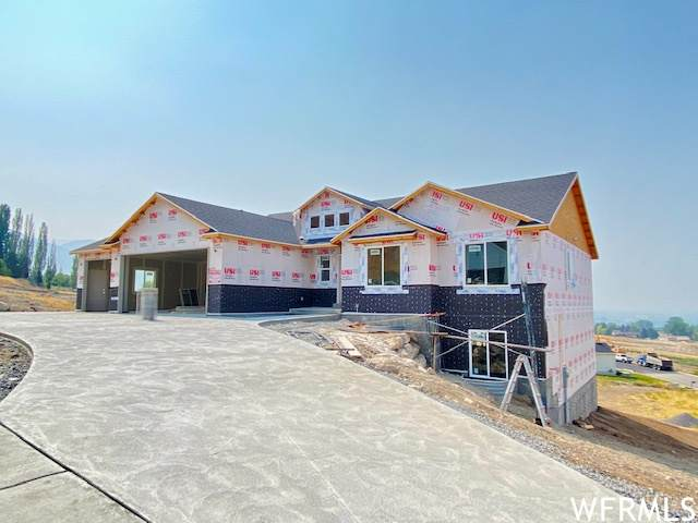 924 E 630 N, Hyde Park, UT 84318 (MLS #1763021) :: Lookout Real Estate Group