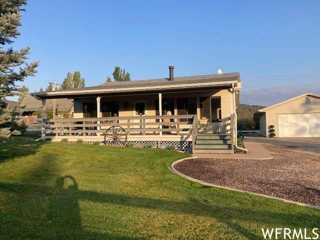 248 S Sage Rd, Pine Valley, UT 84781 (#1763674) :: Bear Phelps Group