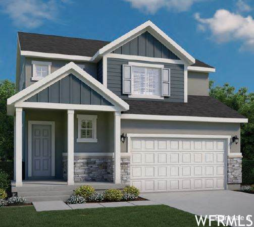 1242 E Kelsey Dr, Eagle Mountain, UT 84005 (MLS #1763734) :: Lookout Real Estate Group