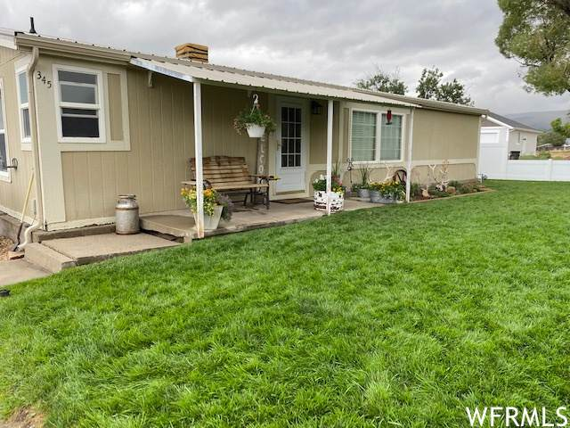 345 E 100 S, Coalville, UT 84017 (MLS #1763908) :: High Country Properties