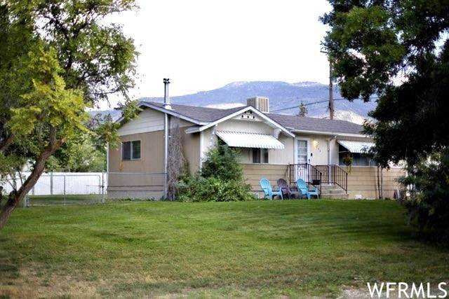260 N 200 W, Manti, UT 84642 (#1764647) :: Berkshire Hathaway HomeServices Elite Real Estate