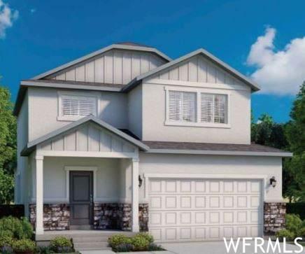 1289 N Bountiful Chase, Bountiful, UT 84010 (MLS #1765655) :: Lookout Real Estate Group