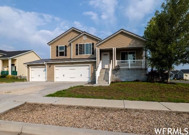 2978 W Comstock Cir S, Vernal, UT 84078 (MLS #1765795) :: Lookout Real Estate Group