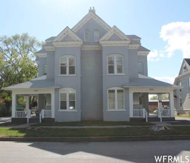 3027 Adams Ave Ave, Ogden, UT 84403 (#1767290) :: Bustos Real Estate | Keller Williams Utah Realtors