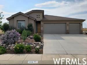 1008 S Mulberry Dr, Toquerville, UT 84774 (#1767406) :: Bustos Real Estate | Keller Williams Utah Realtors