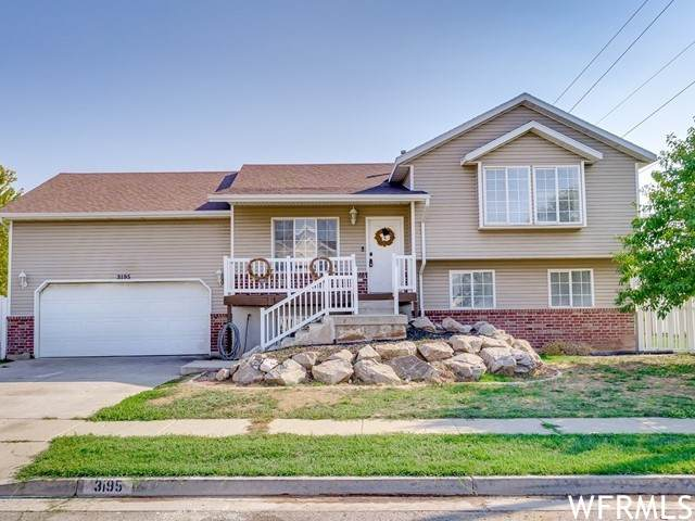 3195 W 5075 S, Roy, UT 84067 (MLS #1768121) :: Lookout Real Estate Group
