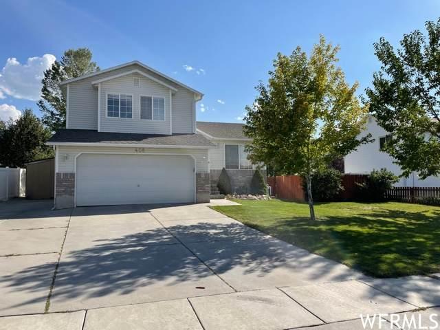 408 E 810 N, Tooele, UT 84074 (#1768415) :: Berkshire Hathaway HomeServices Elite Real Estate
