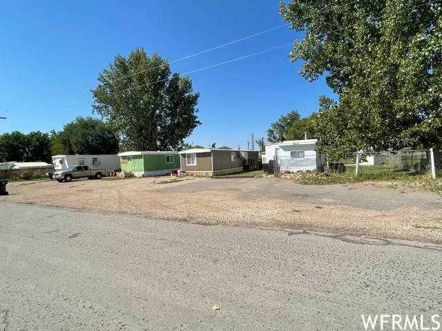 260 E 100 N, Myton, UT 84052 (#1768566) :: Bustos Real Estate | Keller Williams Utah Realtors