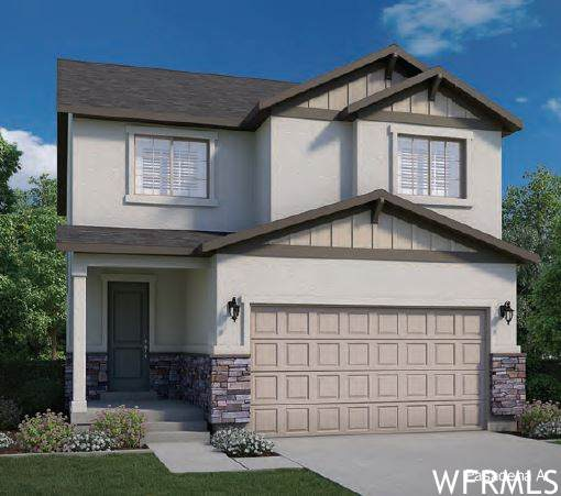 1273 N Bountiful Chase, Bountiful, UT 84010 (#1768702) :: Doxey Real Estate Group