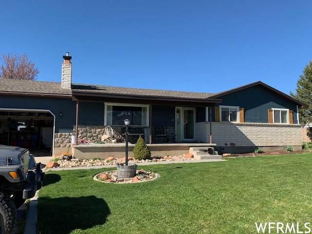 125 E 300 N, Fillmore, UT 84631 (#1769141) :: Bustos Real Estate   Keller Williams Utah Realtors
