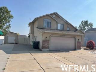 662 E 2050 S, Clearfield, UT 84015 (#1770063) :: The Perry Group