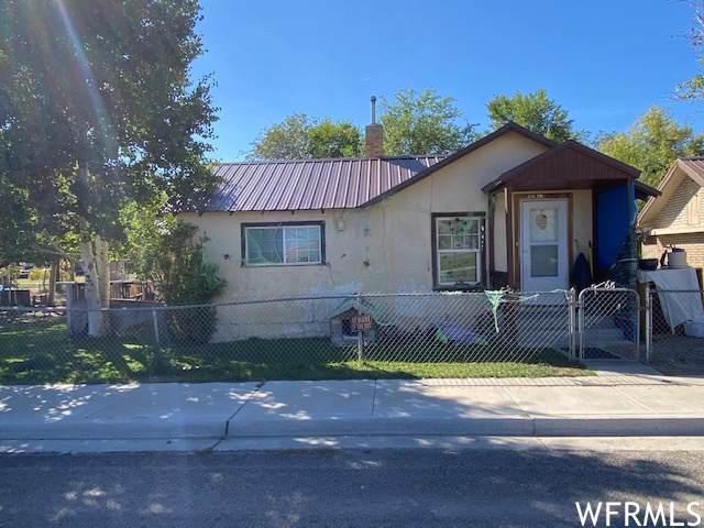 119 S Center, Duchesne, UT 84021 (#1770424) :: Bustos Real Estate | Keller Williams Utah Realtors