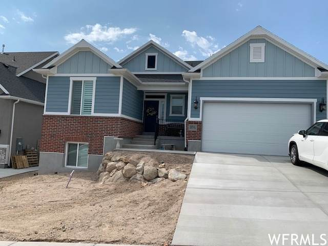3979 N Mountainview Rd, Lehi, UT 84043 (#1770889) :: Exit Realty Success