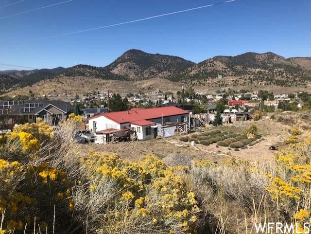 193 S Beck St, Eureka, UT 84628 (MLS #1771398) :: Lookout Real Estate Group
