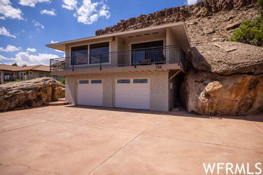 724 Escalante Dr, St. George, UT 84790 (#1772534) :: Doxey Real Estate Group
