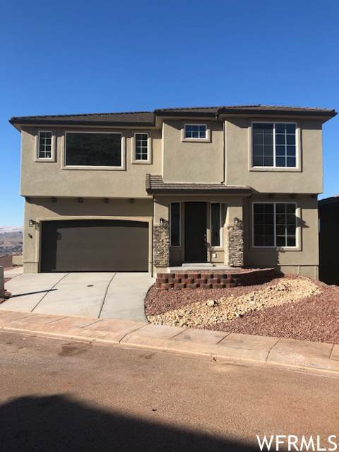 438 N Stone Mountain Dr #58, St. George, UT 84770 (#1772695) :: Colemere Realty Associates